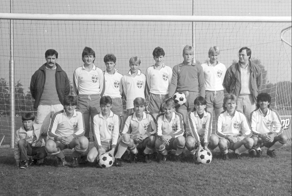 1985 Voetbal ZAC A1