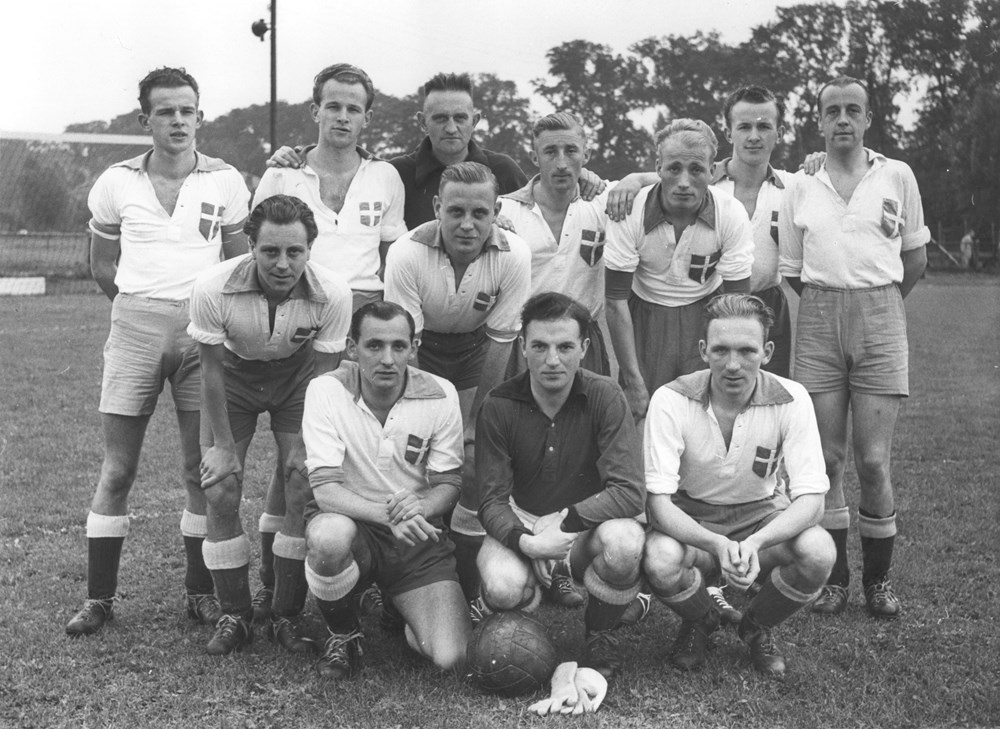1951 Voetbal Z.A.C. 1