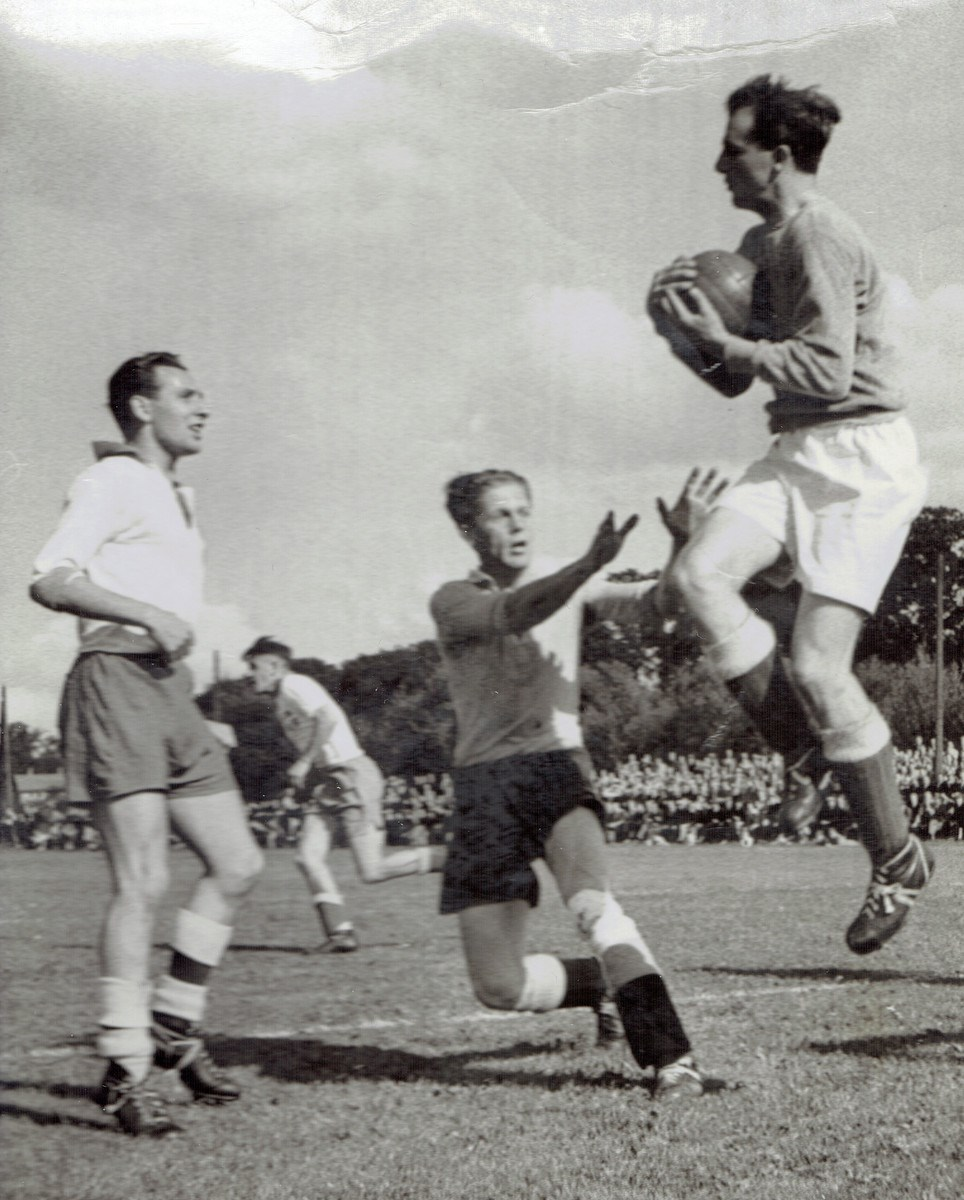1952 Voetbal Z.A.C. - Alcides