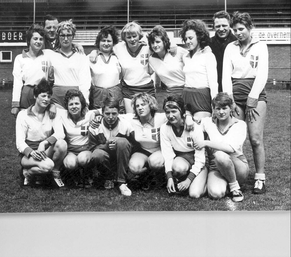 1962 Handbal Z.A.C. Junioren B