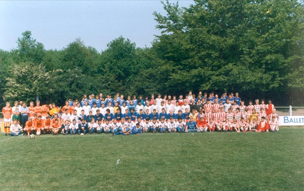 1988 Voetbal  Internationaal jeugdtoernooi