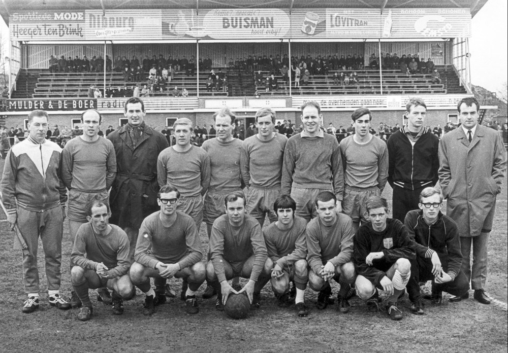 1967 Voetbal Z.A.C. 1