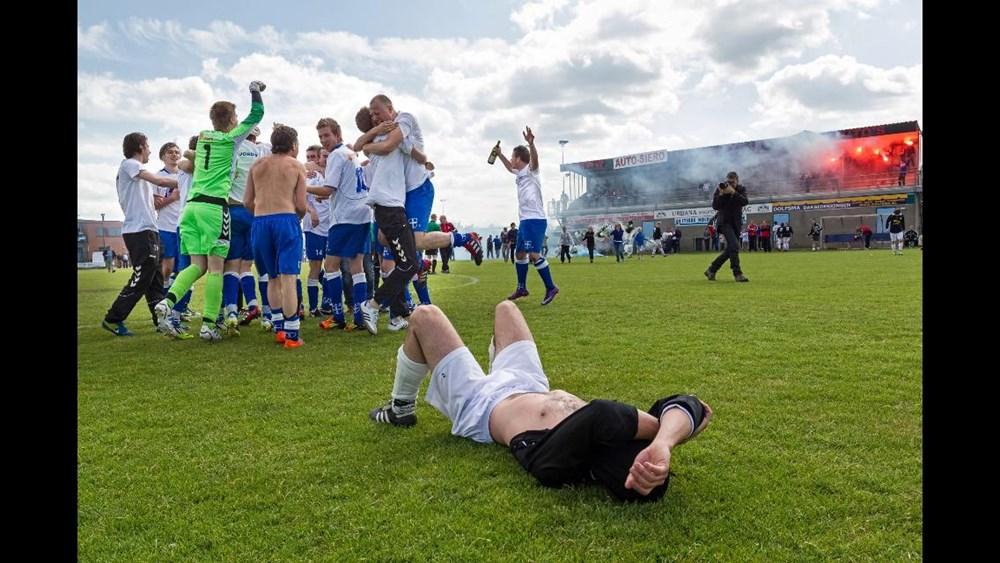 2015 Voetbal ZAC 1 kampioen