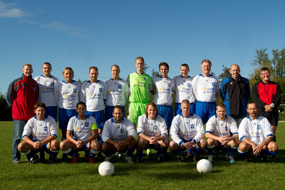 2011 Voetbal ZAC4