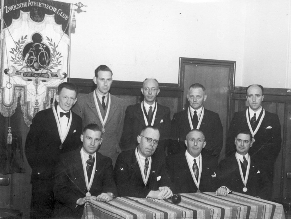 1948 Verenigingsleven Bestuur
