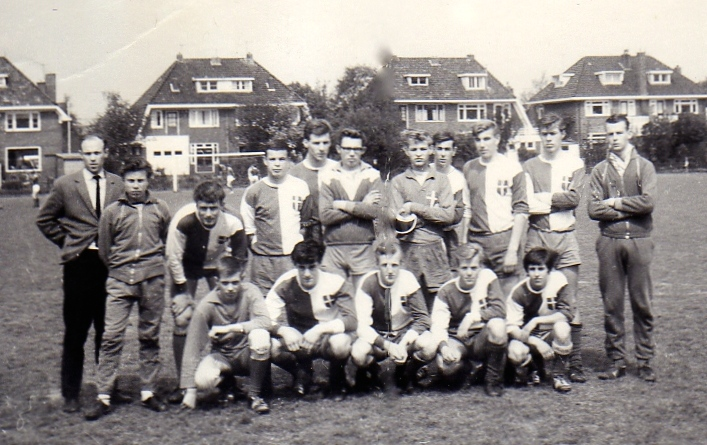 1964 Voetbal Z.A.C. A1